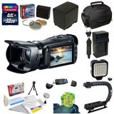 Canon-VIXIA-HF-G20-HD-Camcorder-with-HD-CMOS-Pro-and-32GB-Internal-Flash-Memory-with-Essential-Accessory-Kit-Includes-32GB-High-Speed-Error-Free-SDHC-Memory-Card-58MM-3-Piece-Pro-Filter-Kit-UV-CPL-FLD