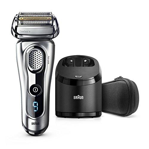 Braun Series99290cc elektrischer Rasierer / Rasierapparat(Reinigungsstation (Clean und Charge) und...