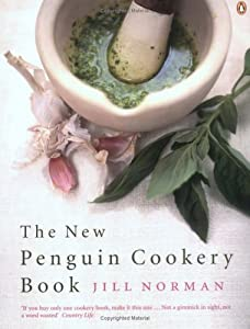 "Cover of ""The New Penguin Cookery Book"""