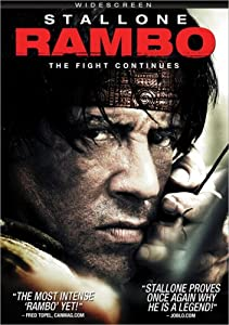 """Cover of """"Rambo (Widescreen Edition)"""""""