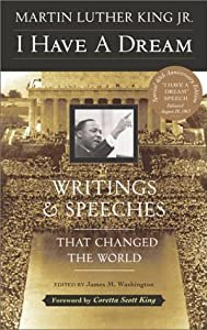"""Cover of """"I Have a Dream: Writings and Sp..."""