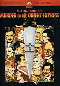 """Cover of """"Agatha Christie's Murder on the..."""
