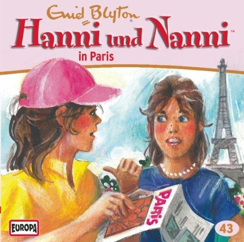 Hanni und Nanni (43) Hanni und Nanni in Paris (Europa)