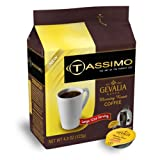 Gevalia Morning Roast Coffee Tassimo Discs 4.3 Oz