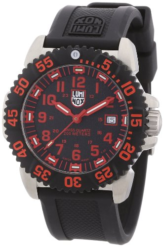 luminox navy seal colormark men,s quartz watch a-3165,video review,(VIDEO Review) Luminox Navy SEAL Colormark Men's Quartz Watch A-3165,