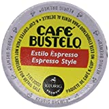 Cafe Bustelo K-cup Packs, Espresso Style, 24 Count, 24 Count