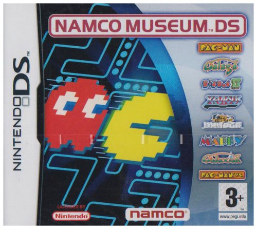 Namco Plug And Play Games 3 Games Include