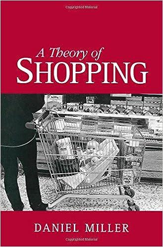 Portada del libro A Theory of Shopping