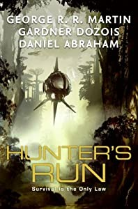 "Cover of ""Hunter's Run"""