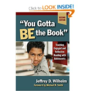 """You Gotta BE the Book"": Teaching Engaged and Reflective Reading with Adolescents, Second Edition (Language and Literacy Series (Teachers College Pr)) (Language & Literacy)"