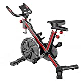 Fitleader FS1 Exercise Bike Indoor Fitness Workout Stationary Gym Upright Cycling Sports