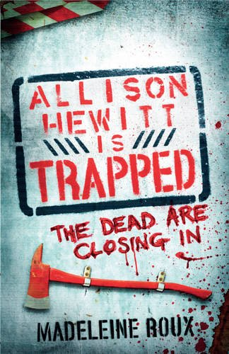 Allison Hewitt is Trapped -UK cover