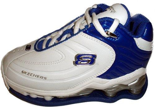 skechers Stax 2 Hoops weiss/blau Gr. 27