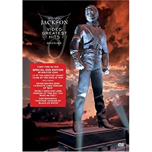 Michael Jackson - Video Greatest Hits - HIStory