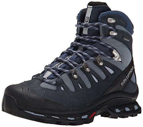 Salomon Women's Quest 4D 2 GTX Backpacking Shoes Blue