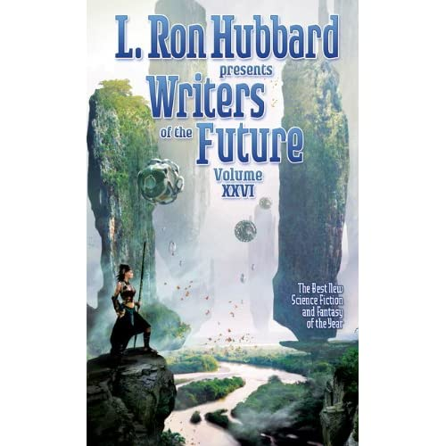 Writers of the Future (cover) Vol. 26