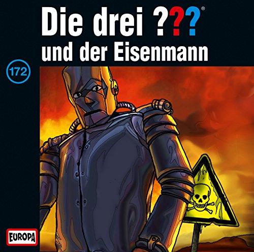 Die drei ??? (172) und der Eisenmann (Europa)