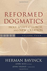 "Cover of ""Reformed Dogmatics: Holy Spirit..."