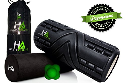 PREMIUM 3 for 1 ECO Friendly Massage Foam Roller