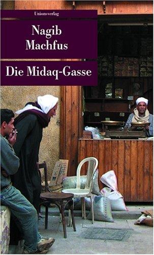 Cover Die Midaq-Gasse