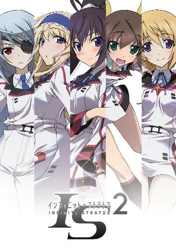 IS<インフィニット・ストラトス>2 Vol.6 [Blu-ray]
