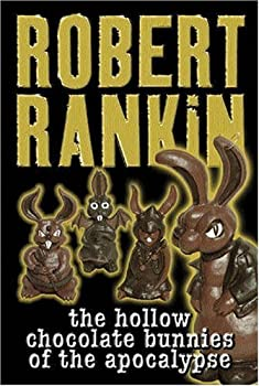 "Cover of ""The Hollow Chocolate Bunnies of..."