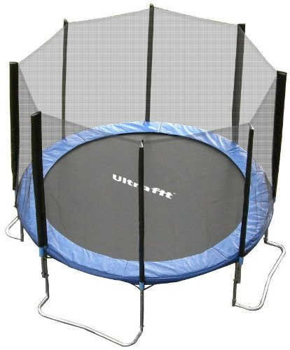 ultrasport gartentrampolin jumper 305 cm inkl sicherheitsnetz 4 f e neueste. Black Bedroom Furniture Sets. Home Design Ideas