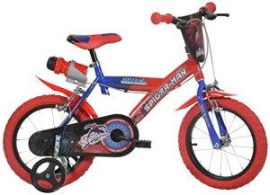 Dino-Bikes-143-G-SA-Spiderman-Bicicletta-14-Pollici