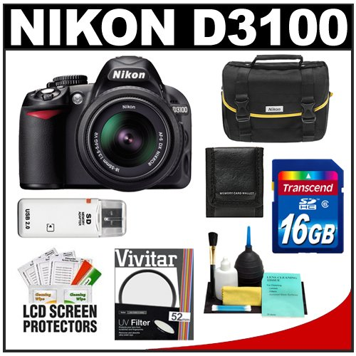 nikon d3100 how to delete protected images