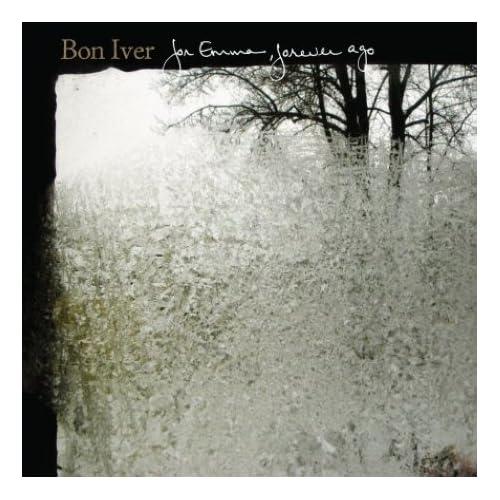 1. Bon Iver - For Emma, Forever Ago