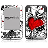 "DecalGirl Protective Kindle Skin (Fits 6"" Display, Latest Generation Kindle) My Heart (Matte Finish)"