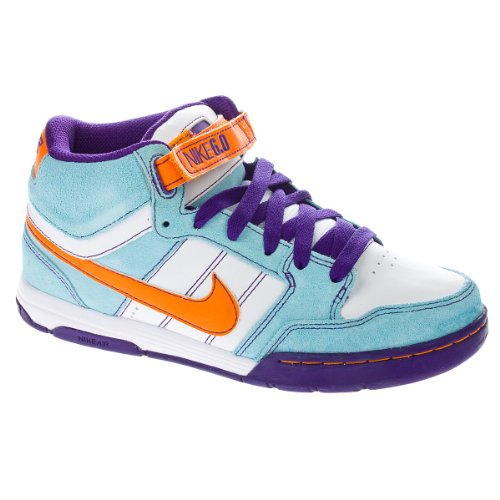 Damen Sneaker Nike 6.0 Air Mogan Mid Women still blue/bright crmc 8.5