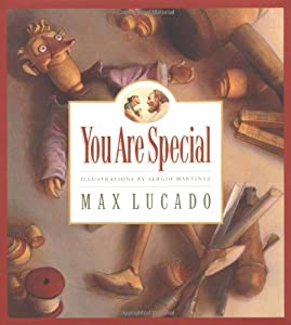 "Cover of ""You Are Special (Max Lucado's W..."