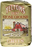 Yelton's Best Stone Ground White Grits - 5 lb