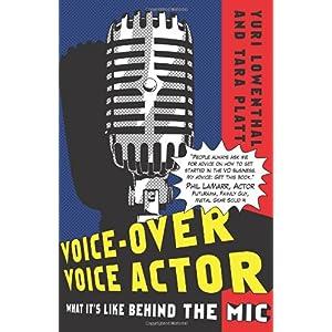 """Voice-Over Voice Actor"""