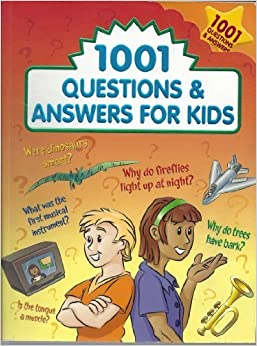 1001 Questions and Answers for Kids: Various ...
