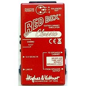 Hughes&Kettner RED BOX Classic ダイレクトボックス