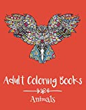 Adult Coloring Books: Animals