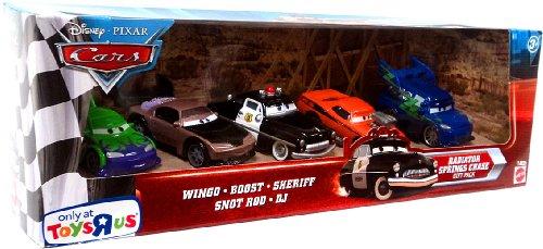 Disney Pixar Cars Movie Exclusive 155 Die Cast Car Radiator