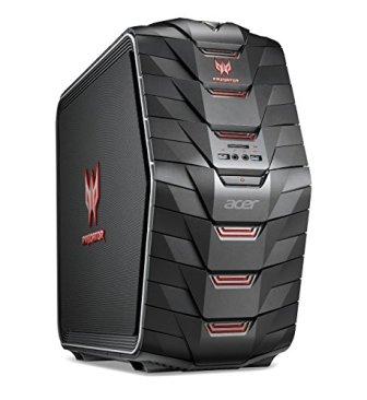 Acer Predator G6-710 4GHz i7-6700K Negro - Ordenador de sobremesa (i7-6700K, 64...