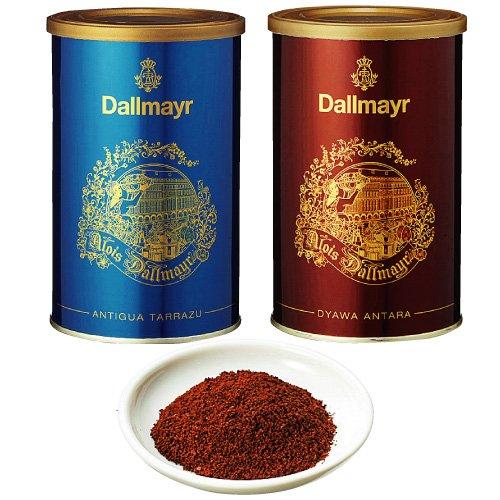 ダルマイヤー プレミアムコーヒー2缶セット