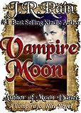Vampire Moon (Vampire for Hire #2)