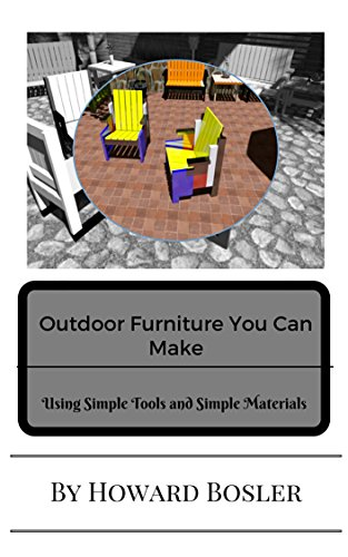 Image result for outdoor furniture you can make using simple tools and materials