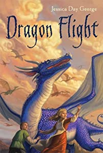 "Cover of ""Dragon Flight"""