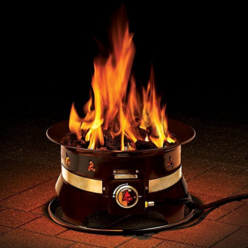 Outland Firebowl Premium Portable Propane Fire Pit | Best ... on Outland Gas Fire Pit id=42518
