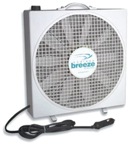 Amazon.com : Fan-Tastic Vent Endless Breeze 12V Fan This 12v is extremely power efficient, quiet and moves a lot of air. Perfect for keeping cool while boondocking.
