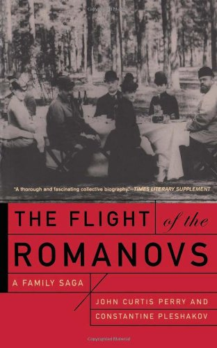The Flight Of The Romanovs A Family Saga