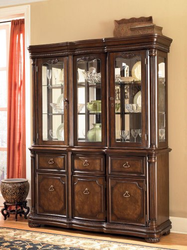 Buy Low Price Millennium By Ashley Chamblee Buffet D684 80