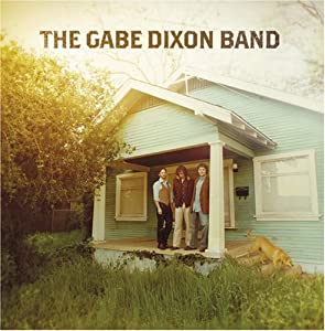 "Cover of ""Gabe Dixon Band"""