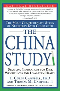 "Cover of ""The China Study: The Most Compr..."